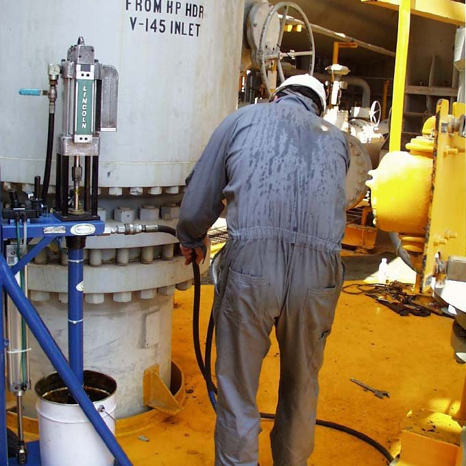 On-Line Valve Maintenance