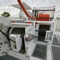 Offshore Dual Drive Man-rider Winches