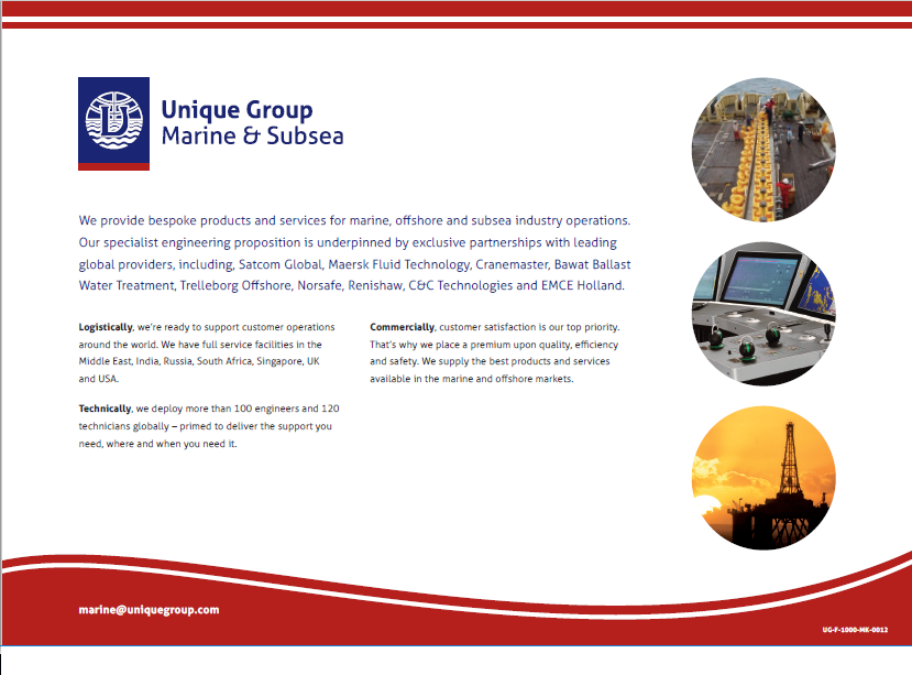 Marine & Subsea | Subsea Solutions | Offshore Solutions