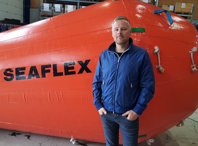 Unique Group's Buoyancy & Ballast Division Appoints New Seaflex Partner in Norway