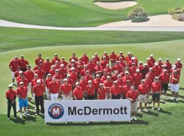 Unique Group supports McDermott's Golf Charity Event 2015