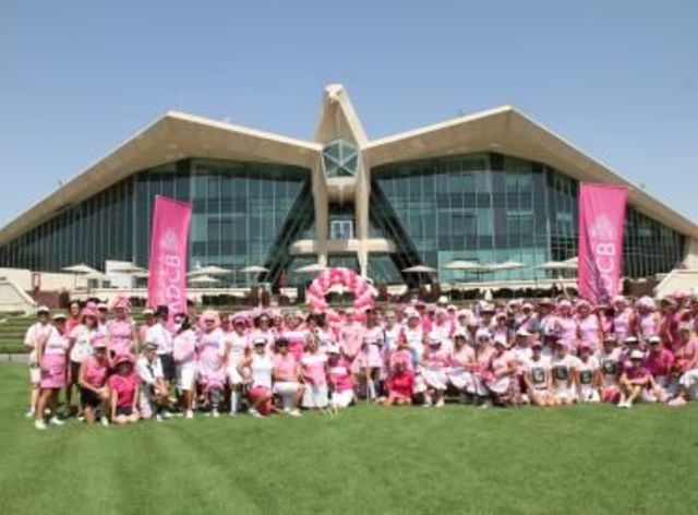 Unique Maritime Group Supports Breast Cancer Awareness Programme