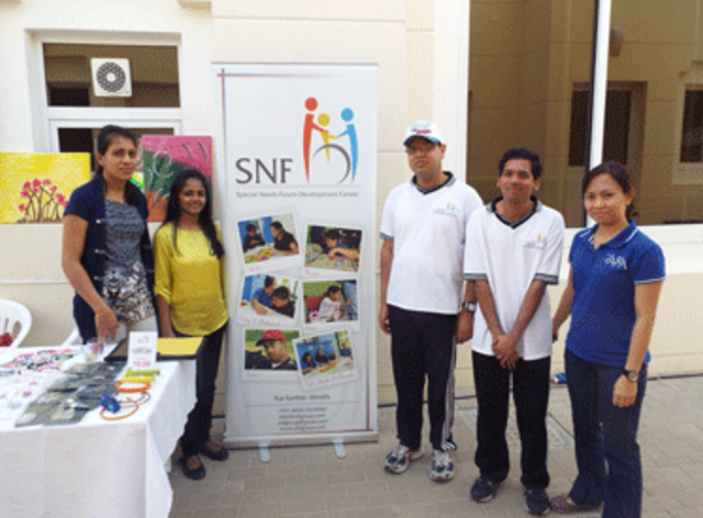 Unique Maritime Group Supports the Singapore Women's Group (SWG) Food and Charity Bazaar 2014