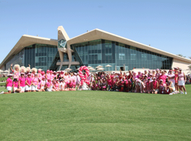 Unique Maritime Group Supports the Pink Lady Golf Day Event in Abu Dhabi