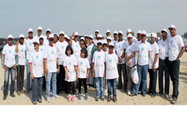 UMG Participates in the Clean Up The World 2012 Campaign