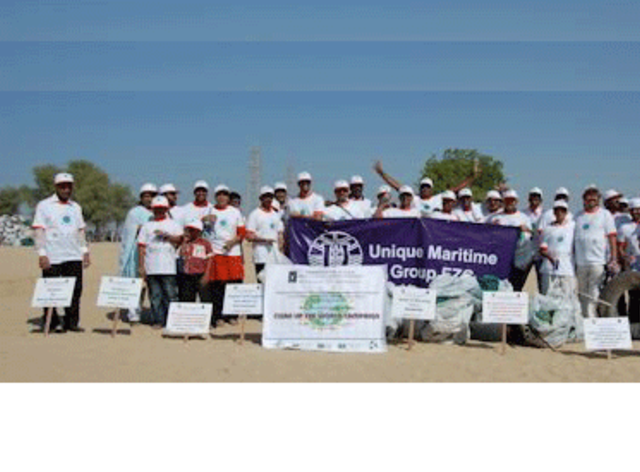 Unique Group participates in the Clean Up the World 2011 programme