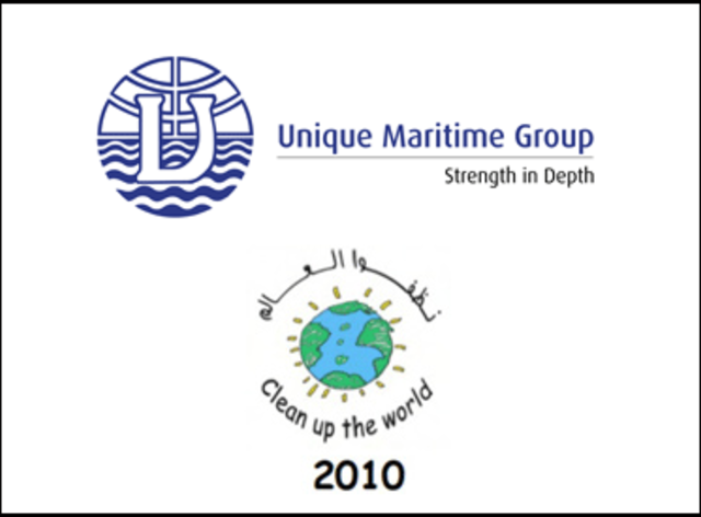 Unique Group Participates in 'Clean UP The World 2010'
