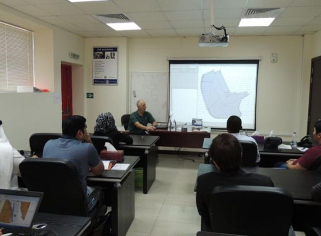 Unique System FZE in association with HYPACK Inc. Successfully Conducts Hydrographic & Offshore Survey Training Courses in the UAE