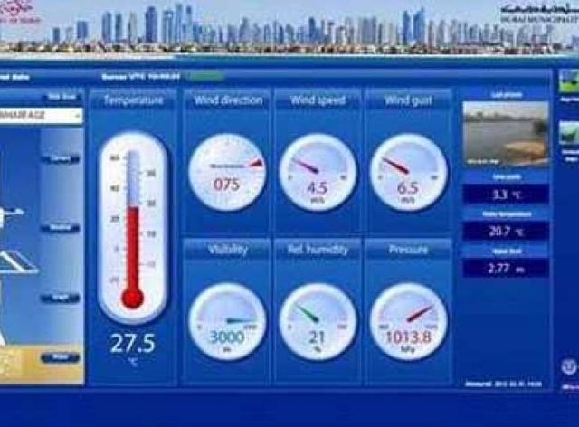 Dubai Municipality Awards Unique Maritime Group the Upgrade of its Visibility Forecasting and Early Warning System