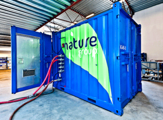 Unique System FZE Join Hands With Nature Group