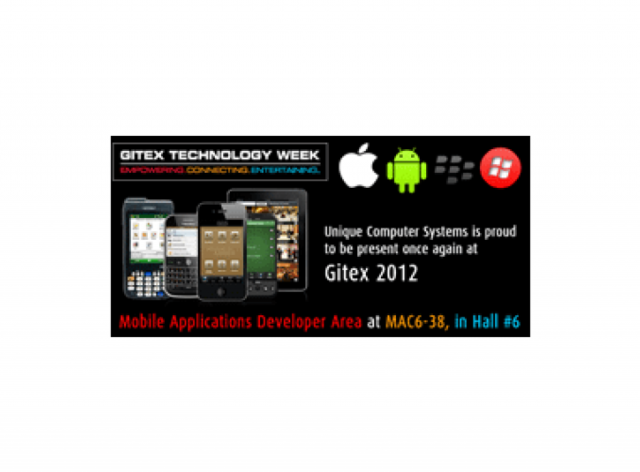 Unique Computer Systems FZE Participates in GITEX 2012