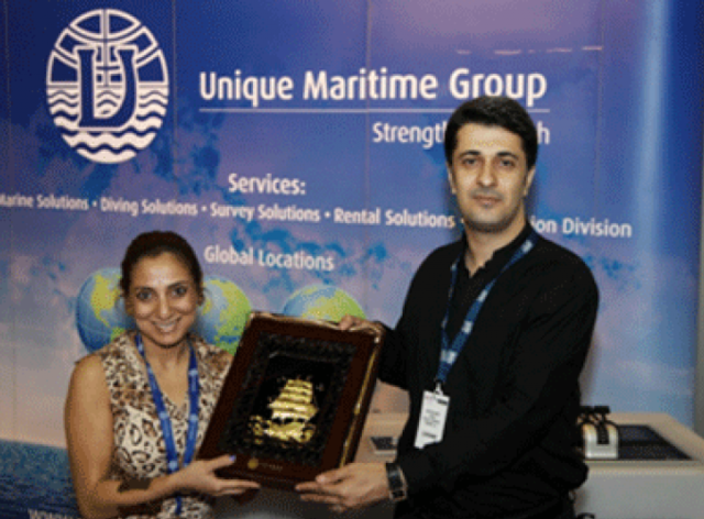 Unique System FZE Announces the Winner of Raffle Draw held at SMEM 2012
