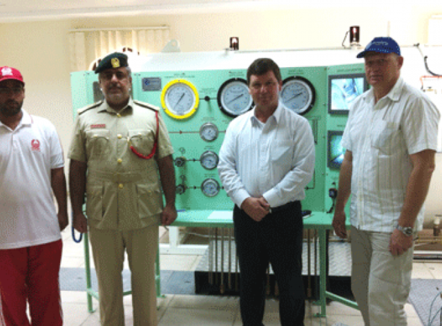 Unique System FZE Completed the Successful Handover of Hyperbaric Treatment System for the Dubai Police