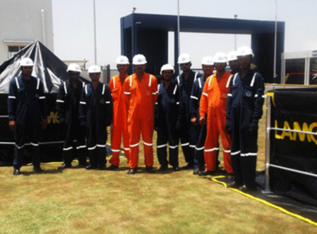 Unique Hydrographic Systems Wins Oil Spill Recovery Contract from Cairn India