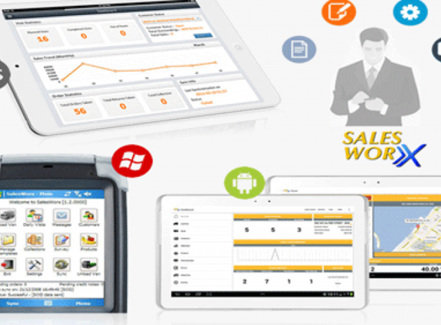 Unique Computer Systems Implements New iPad-Based SalesWorx Solution for Top Clients
