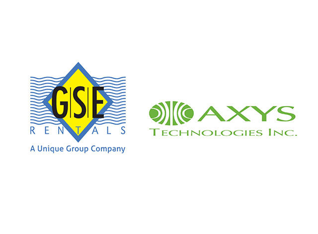 AXYS Selects GSE Rentals as their Rental Services Provider