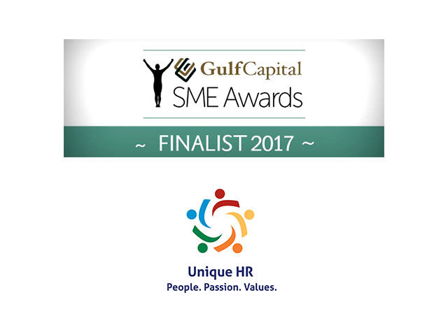 HR Announcement - Gulf Capital SME Awards 2017
