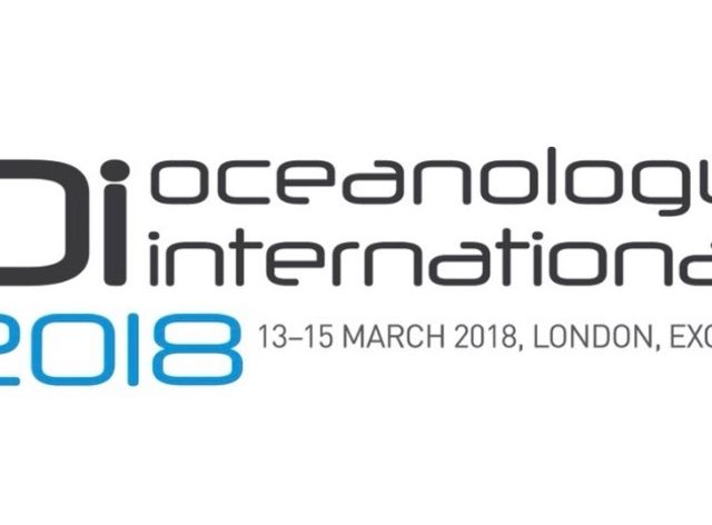 Visit us at Oceanology International 2018