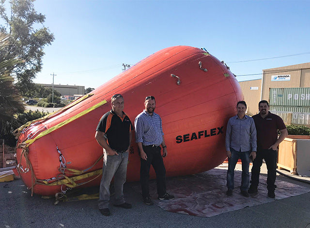 Two New Waterbag Sales, Rental & Service Centres For Seaflex in Western Australia