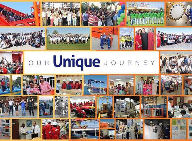 Blog Article: Our Journey - 25 years of Unique Group