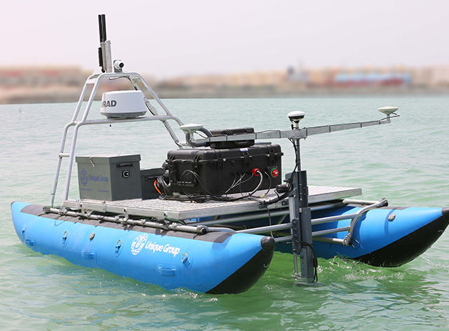 Unique Group launches its first USV Uni-Cat for survey applications