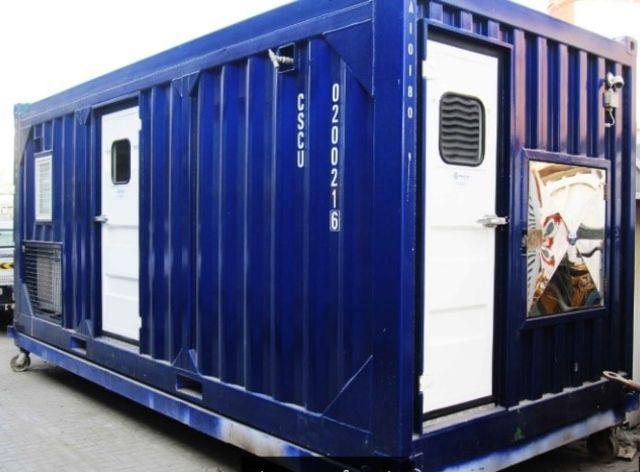 ABS Classed Containerised System & LARS delivered in Africa