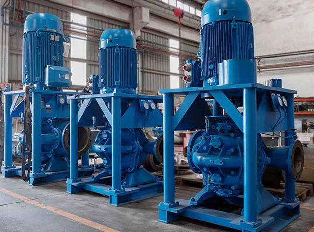 Unique Group bolsters portfolio with the introduction of marine & offshore pumps
