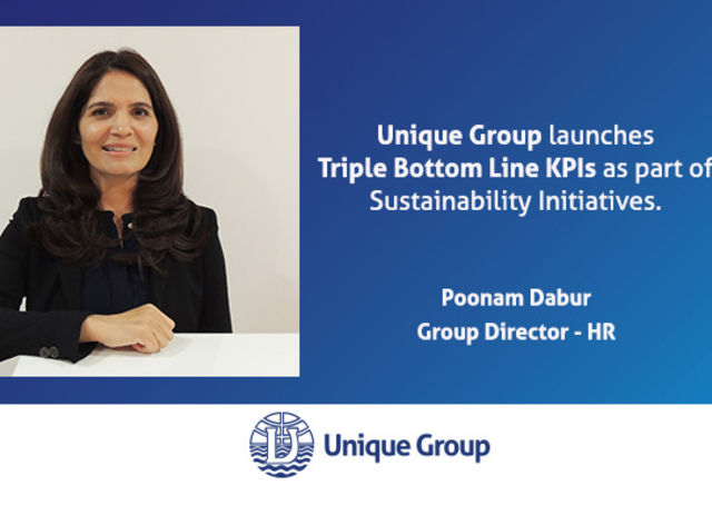 Unique Group launches Triple Bottom Line KPIs as part of Sustainability Initiatives