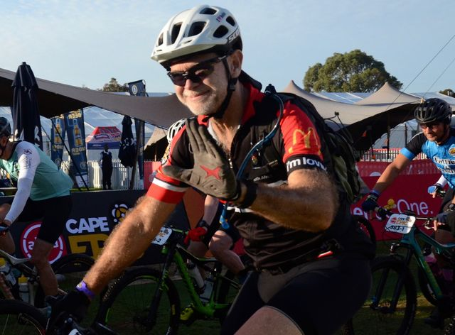 5th Absa Cape Epic Mountain Bike Event for Charity