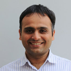 Jigar Panchmatiya, Financial Controller, Cape Town