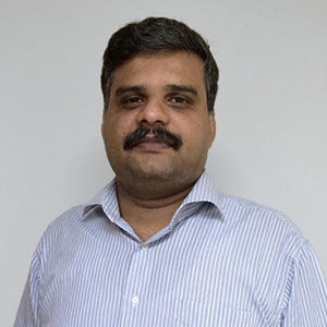 Deepak Nair, Systems Manager, Sharjah