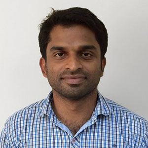 Rinjuraj K.V, Diving Service Manager, Sharjah