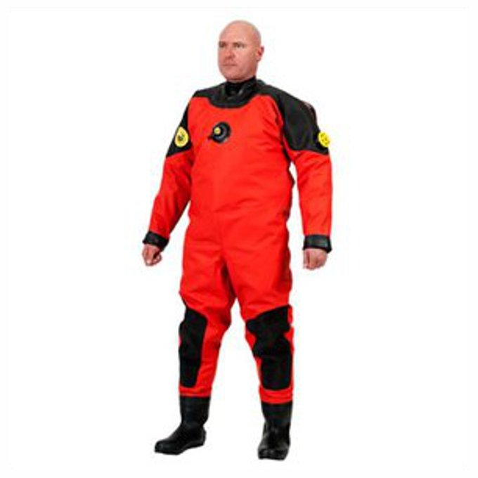 Commerial Dry Suit- Viking Haztech