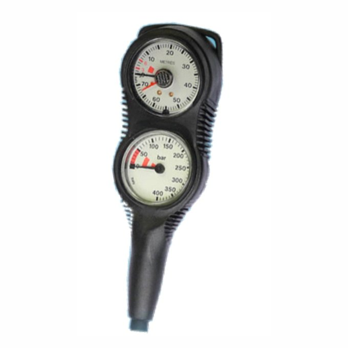 Combo 2, Pressure, Depth Gauge