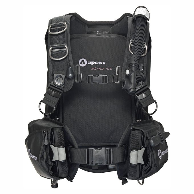 Sea Quest Black Diamond Wing, Buoyancy Compensator
