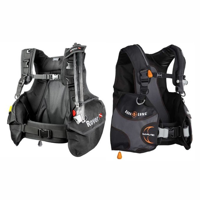 Aqualung Wave, Buoyancy Compensator