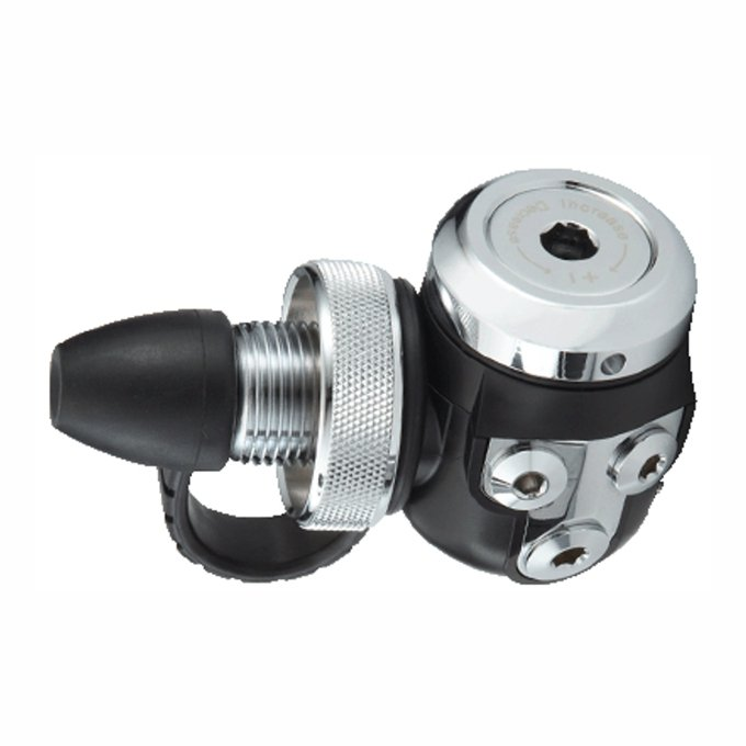 Hydra 819, 1st Stage Regulator, DIN Balanced Diaphram