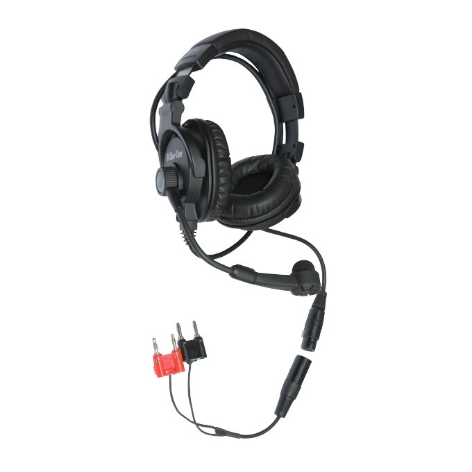 Head Set & Microphone SP 034 H