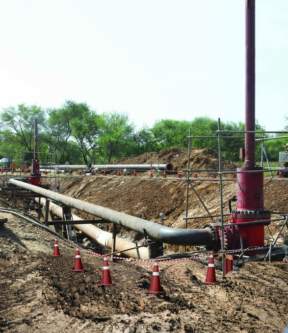 Line Stop & Pipe Plugging