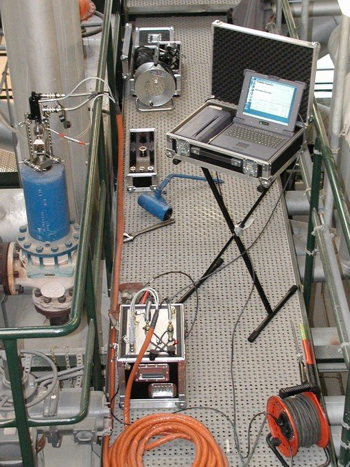 Uni-Test On-Line Safety Valve Testing