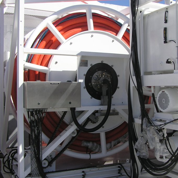 UMB-Umbilical Winch