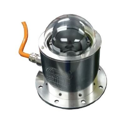 OV-TIPT-4W Stainless Steel Marine grade Dome camera