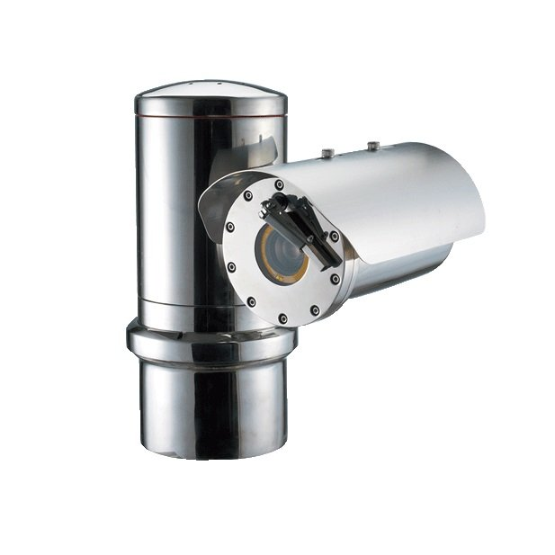 OV-EXPT-7A Explosion Proof Pan and Tilt HD Camera SS316