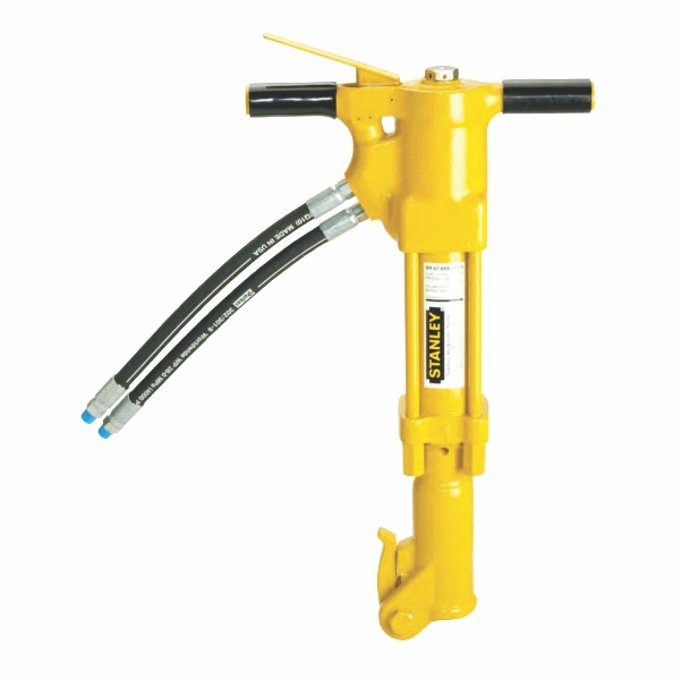BR 87 - T-handle - Heavy Duty Hydraulic Breaker