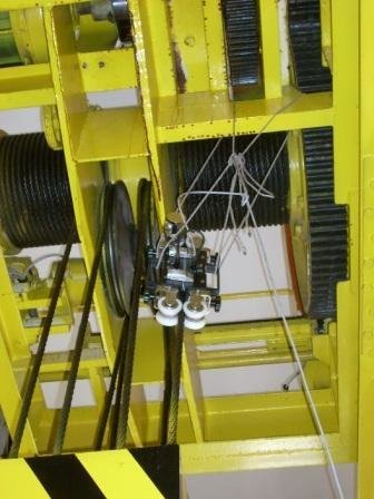 Wire Rope Inspection & Monitoring System