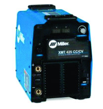 Miller XMT 425 Series, Welding Inverter