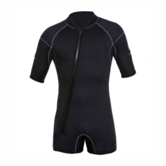 Wetsuit Police Spec, One Piece with Step in Jacket