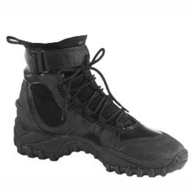Diver Boot, Rock Boot, Tactical, Lace-up