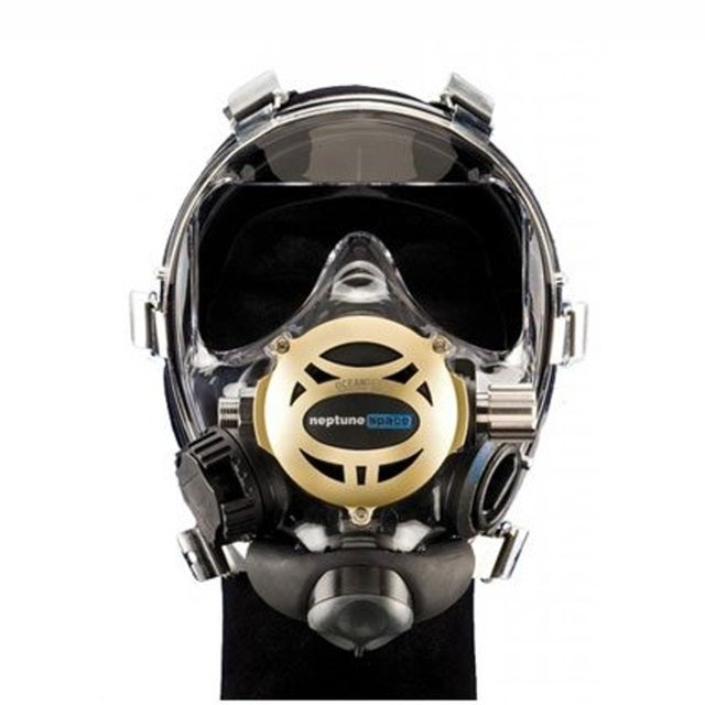 Full Face Ocean Reef Space Mask