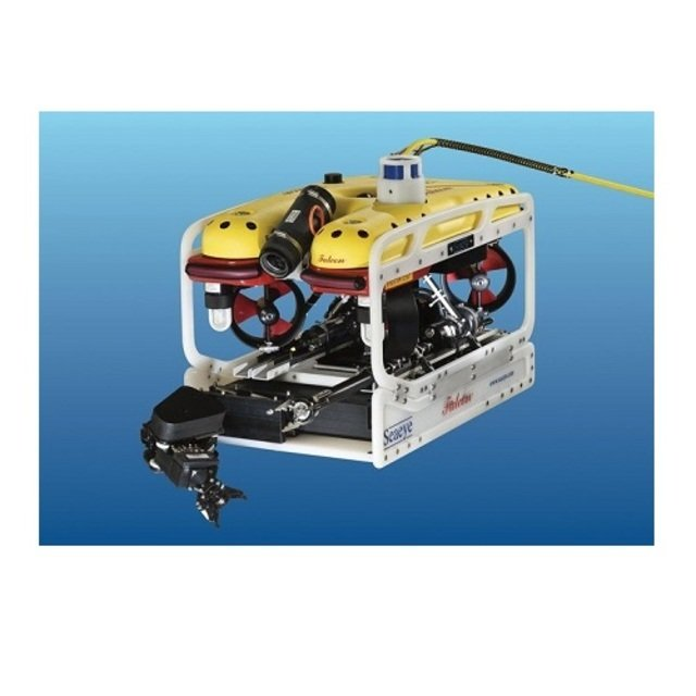 Seaeye Falcon with Hydro Lek 5 function manipulator